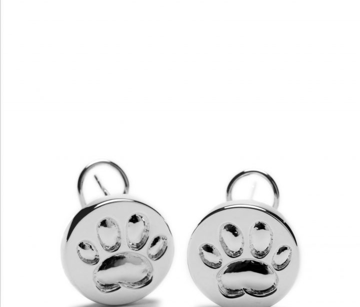 LWCCE02-SS paw print earrings_2
