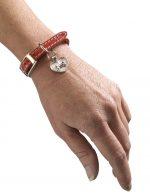 8-Dog Collar Bracelet