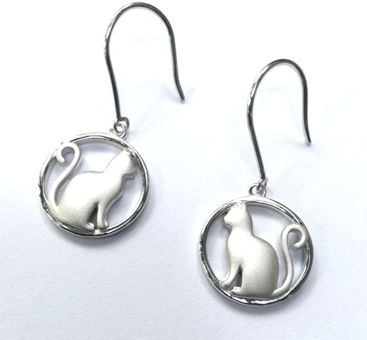 Cat Themed Jewelry